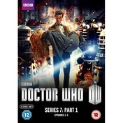 Doctor Who Series 7 Part 1 + Exclusive Art Cards DVD