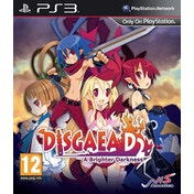 Disgaea D2 A Brighter Darkness Game PS3