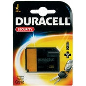 Duracell 6v Security J Cell