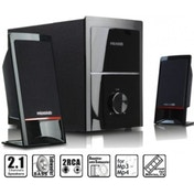 Microlabs M700 High Fidelity Multimedia System 2.1 Subwoofer Speakers