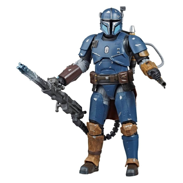 The Black Series Heavy Infantry Mandalorian (Star Wars) 15cm Action Figure