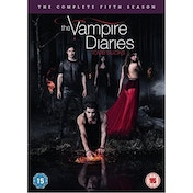 The Vampire Diaries - Season 5 DVD