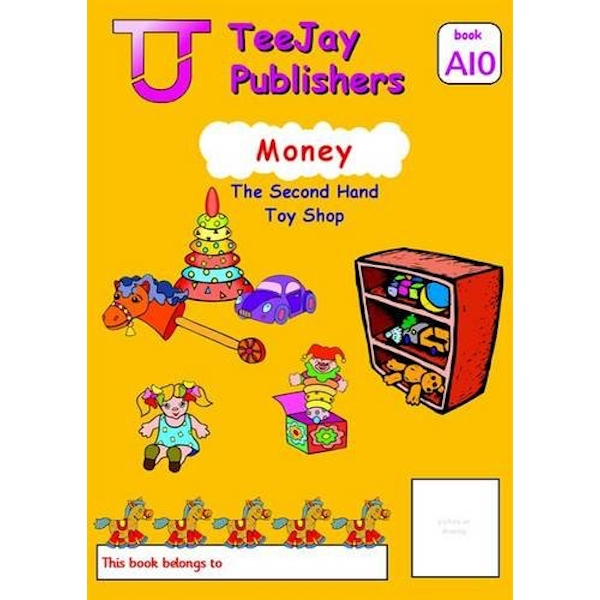 TeeJay Level A Maths: Bk.10: Money by James Geddes, Tom Strang (Paperback, 2008)