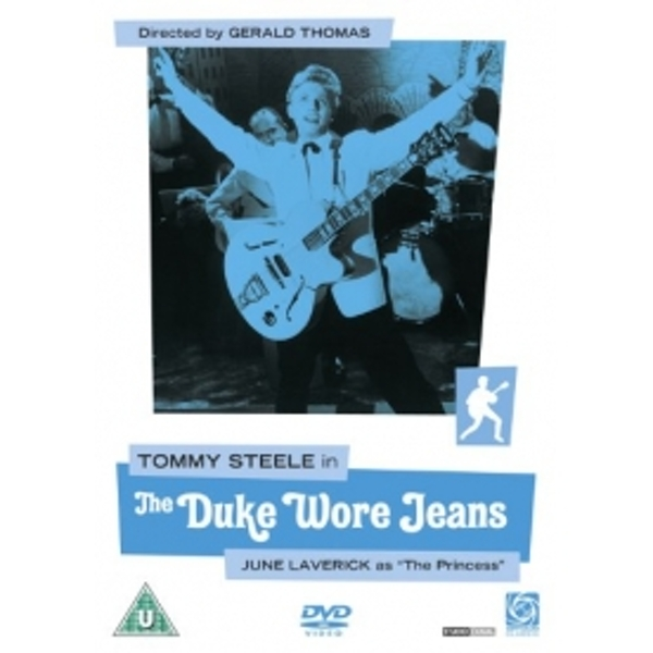 The Duke Wore Jeans DVD
