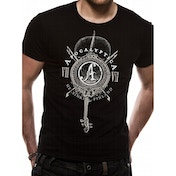 Apocalyptica - Cello Men's XX-Large T-Shirt - Black