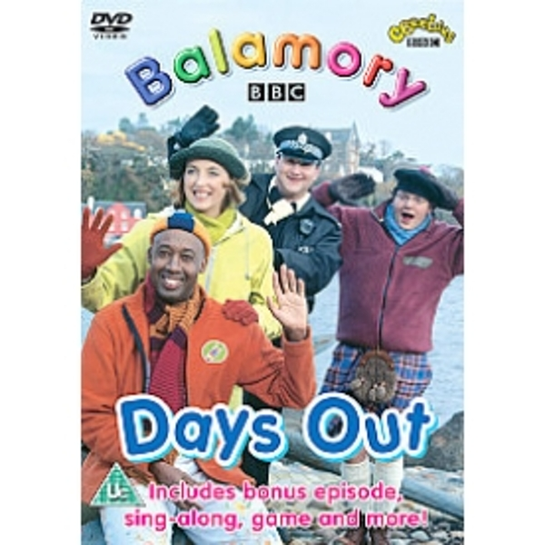Balamory - Days Out DVD