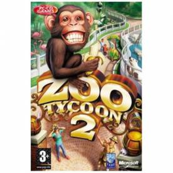 Zoo Tycoon 2 Game PC