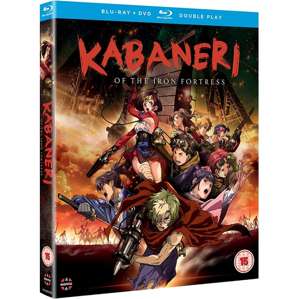Kabaneri of the Iron Fortress: Season One Blu-ray   DVD