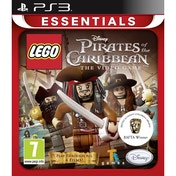 Lego Pirates Of The Caribbean Game (Essentials) PS3