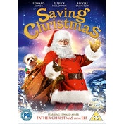 Saving Christmas DVD