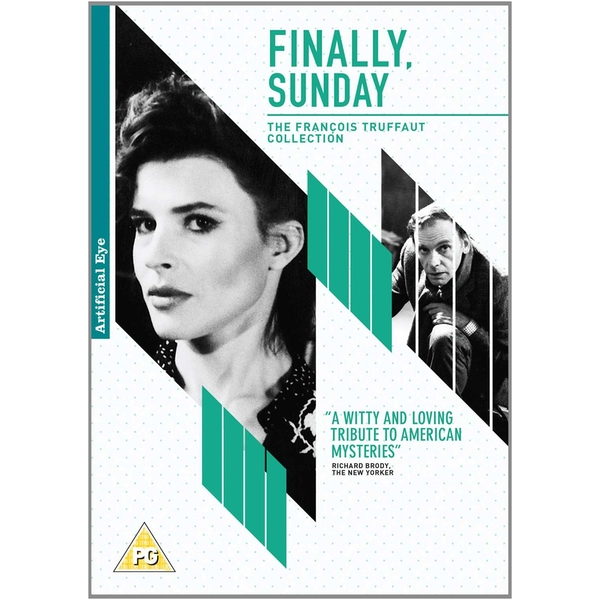 Finally Sunday (Aka Vivement Dimanche) DVD