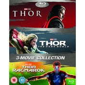 Thor 1-3 Box Set Blu-ray (Region Free)