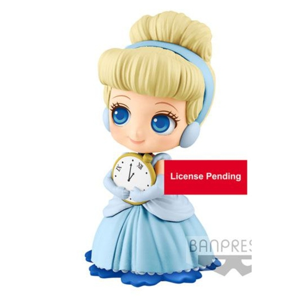 Cinderella Version B Disney Q Posket Sweetiny Mini Figure