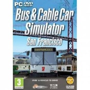 Bus and Cable Car Simulator San Francisco Game PC