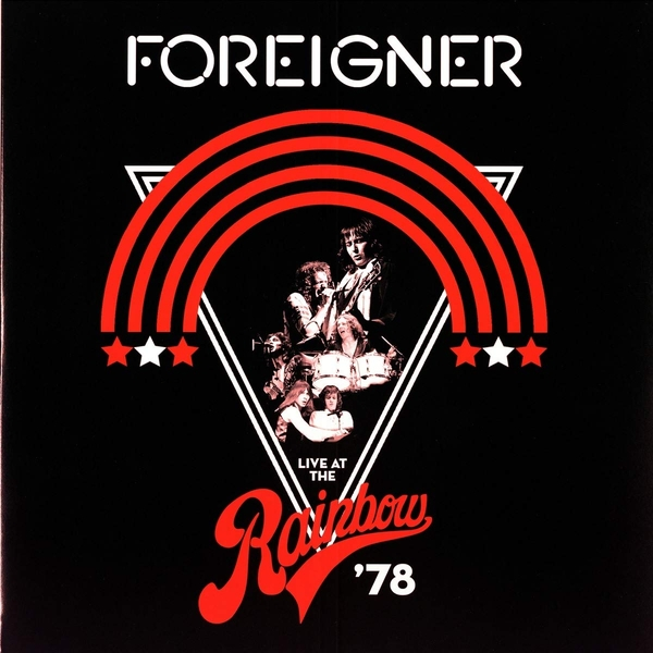 Foreigner - Live At The Rainbow 78 Vinyl