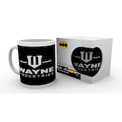 Batman Comic Wayne Mug
