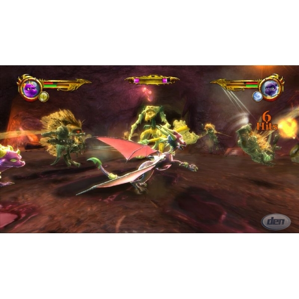 The Legend of Spyro Dawn Of The Dragon Game Xbox 360 - Image 2