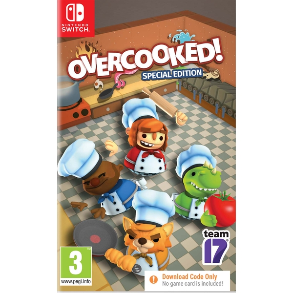 Overcooked! Special Edition [Code in a Box]