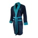 Assasins Creed Eivor Black and Green Adult Robe - Image 2