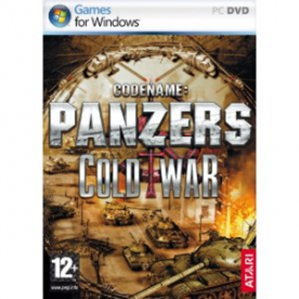 Codename Panzers Cold War Game PC