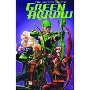 Green Arrow: Archer's Quest Deluxe Edition Hardcover