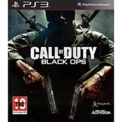 Call Of Duty 7 Black Ops Game PS3