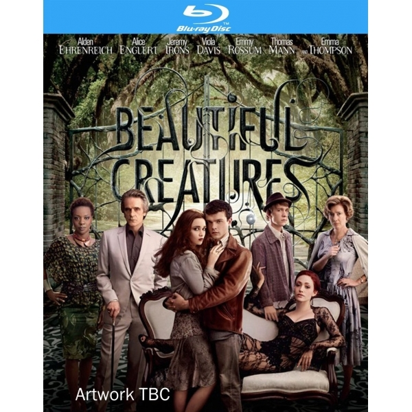 Beautiful Creatures Blu-ray