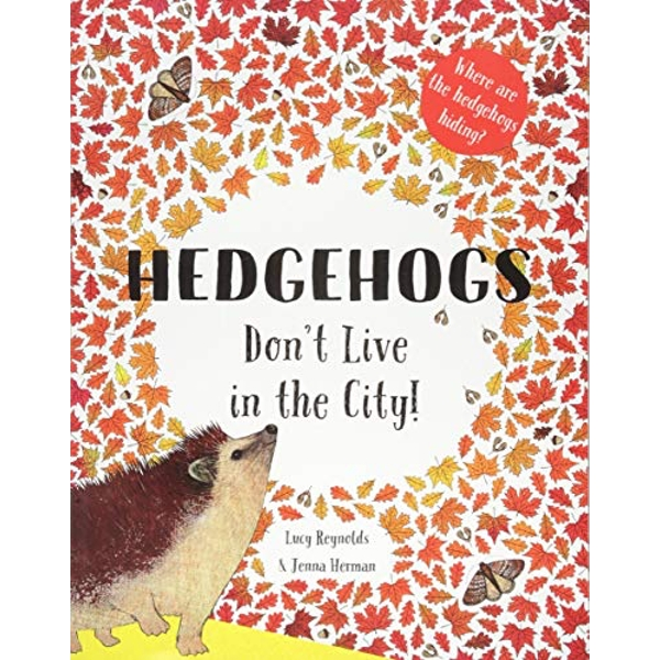 Hedgehogs Don't Live in the City!  Paperback / softback 2020