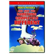 Monty Pythons And Now For Something Completely Different DVD