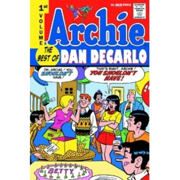 Archie: Best of Dan DeCarlo Volume 1