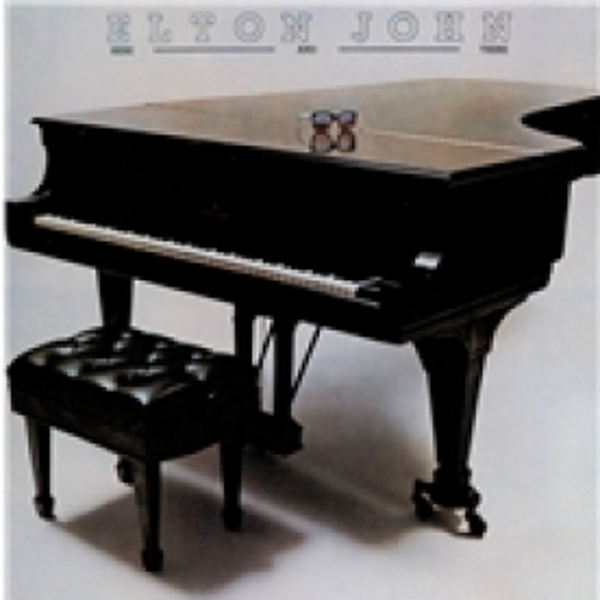 Elton John Here And There CD