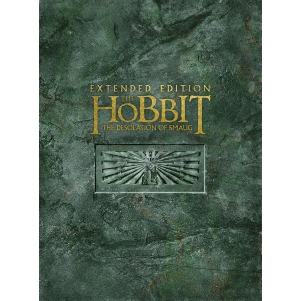 Hobbit Desolation Of Smaug Extended Edition DVD