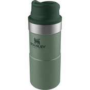 Stanley Classic Trigger-Action Travel Mug 0.35L Hammertone Green