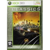 Need For Speed Undercover Game (Classics) Xbox 360