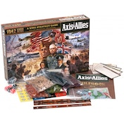 Axis & Allies 1942 2nd Edition Board Game