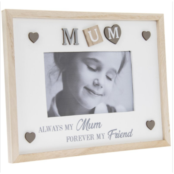 "Sentiments Frame Mum 4X6"" By Lesser & Pavey"