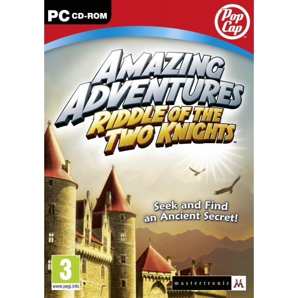 Amazing Adventures Riddle of the Two Knights PC Game