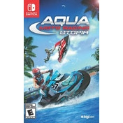 Aqua Moto Racing Utopia Nintendo Switch Game (#)