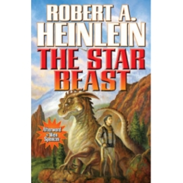 The Star Beast by Robert A. Heinlein (Paperback, 2012)