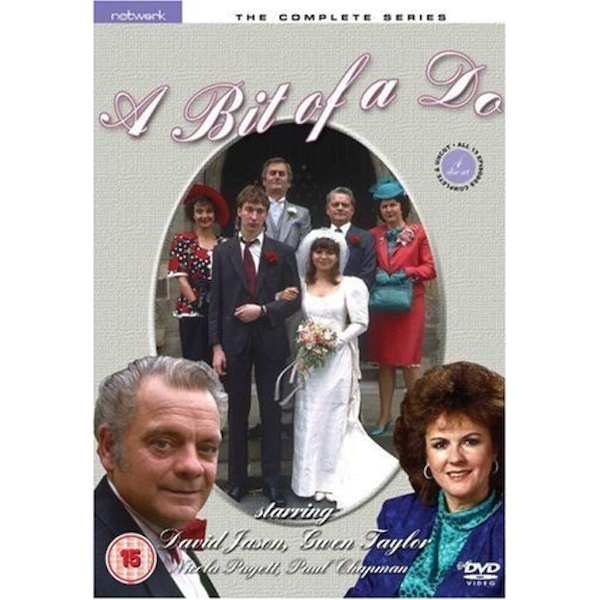 A Bit Of A Do The Complete Series (DVD)