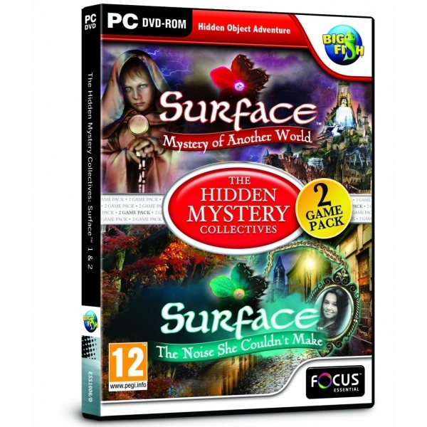 Surface Double Pack Game PC