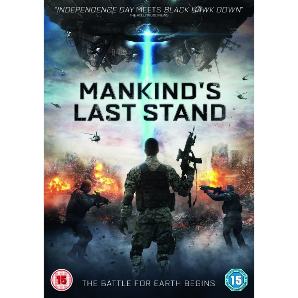 Mankind's Last Stand DVD