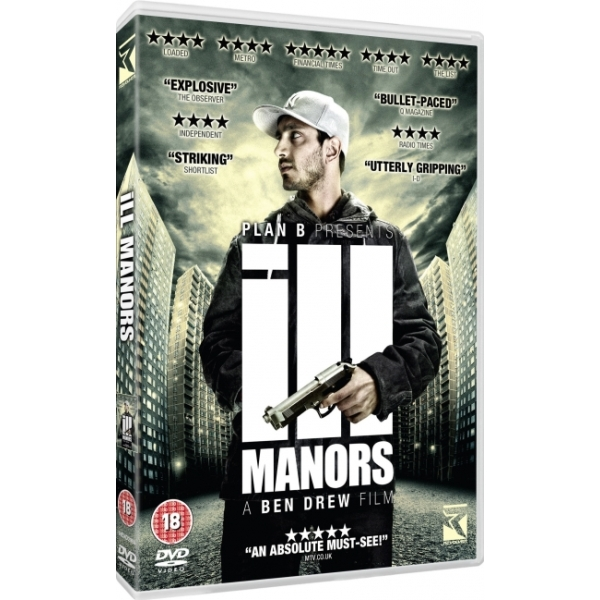 Ill Manors Plan B Presents DVD