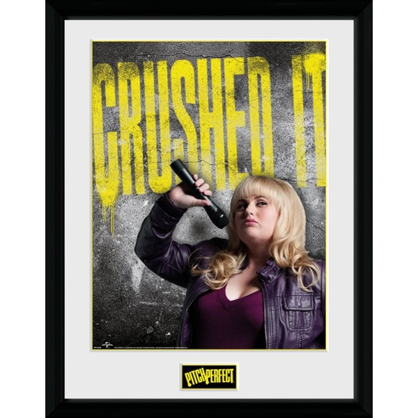 Pitch Perfect Amy Collector Print