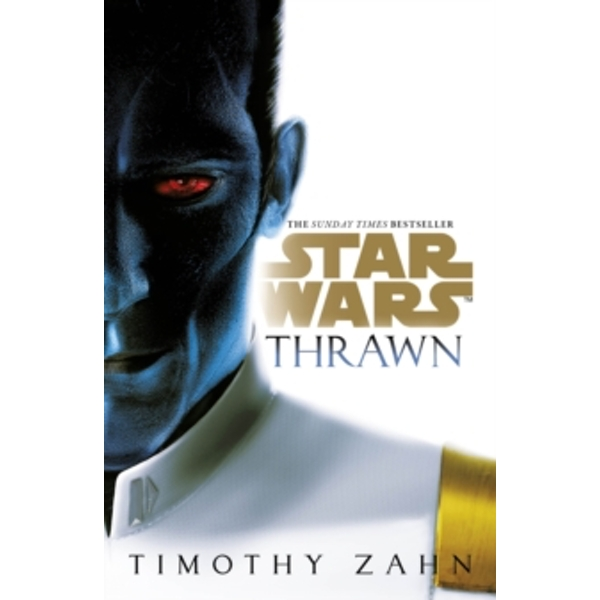 Star Wars: Thrawn (Paperback 496 pages, 2017)