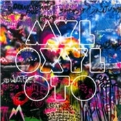 Coldplay Mylo Xyloto CD