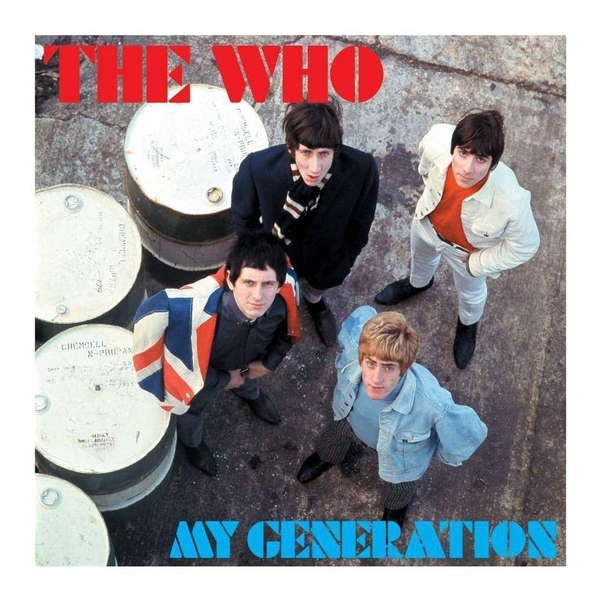 The Who ‎– My Generation Vinyl - Image 1