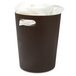 Wooden Waste Paper Bin | M&W Brown - Image 4