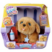 Little Live Pets My Dream Puppy Snuggles Soft Toy