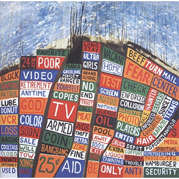 Radiohead - Hail To The Thief Vinyl